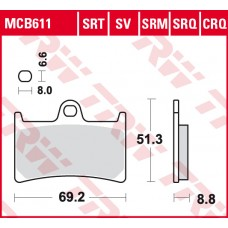 MCB611SRQ