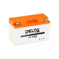 Delta AGM СТ 1208 (8 а/ч) YT7B-BS,YT7B-4,YT9B-BS