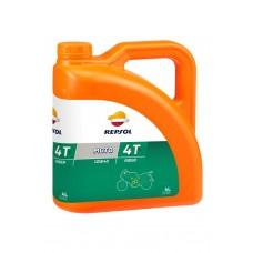 Масло Repsol MOTO RIDER 4T 10W40, 4 л канистра,Испания,